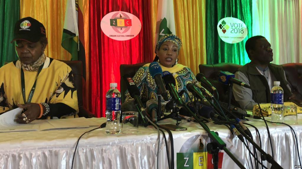 ZEC Chair Chigumba