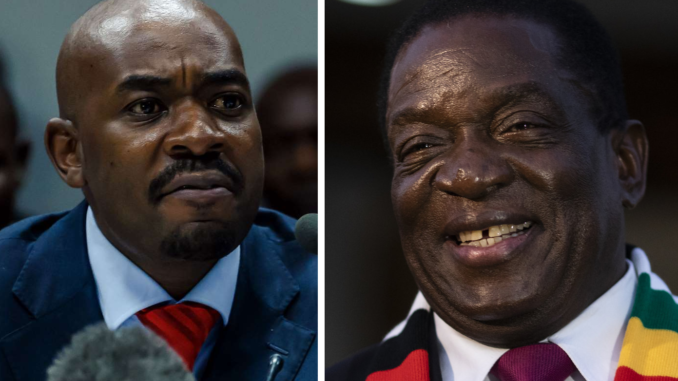 Thailand Locomote Across Provinces เดินทาง ข้าม จังหวัด : Zimbabwe Principal Opposition Leader Calls For Impeachment Of President