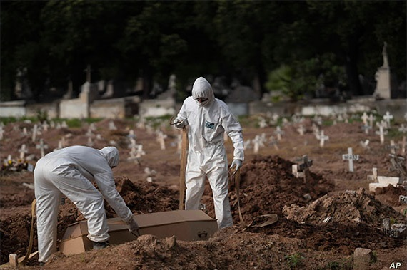 Zimbabwe reports five more Covid-19 deaths - The Zimbabwe Mail